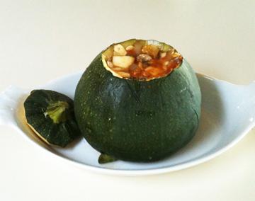 zucchine tondo