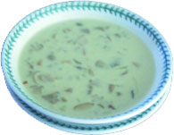 chantrelle soup