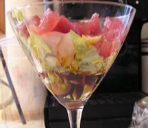 tuna martini