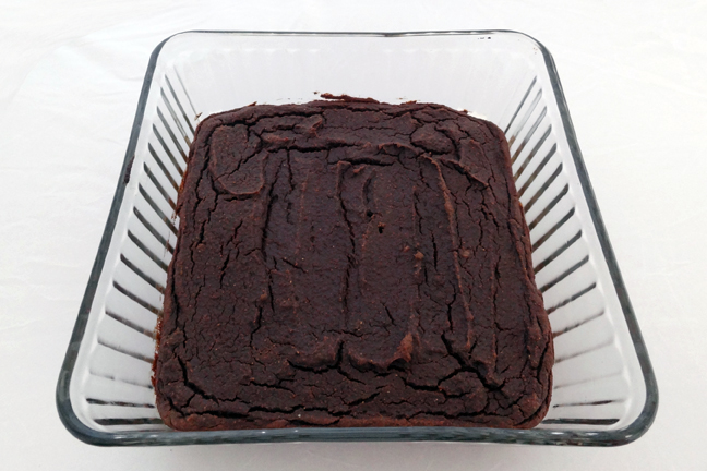 flourless chocolate beet brownies