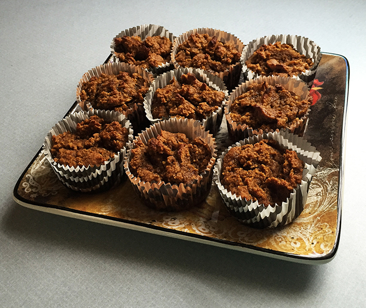 more pumpkin muffins